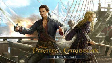 Элизабет Суонн и Уилл Тернер присоединяются к Пиратам Карибского моря: Приливы войны