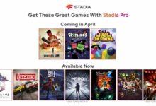 Эта неделя на Stadia: Три новые бесплатные игры Stadia Pro и многое другое