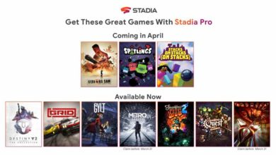 Photo of Эта неделя на Stadia: Три новые бесплатные игры Stadia Pro и многое другое