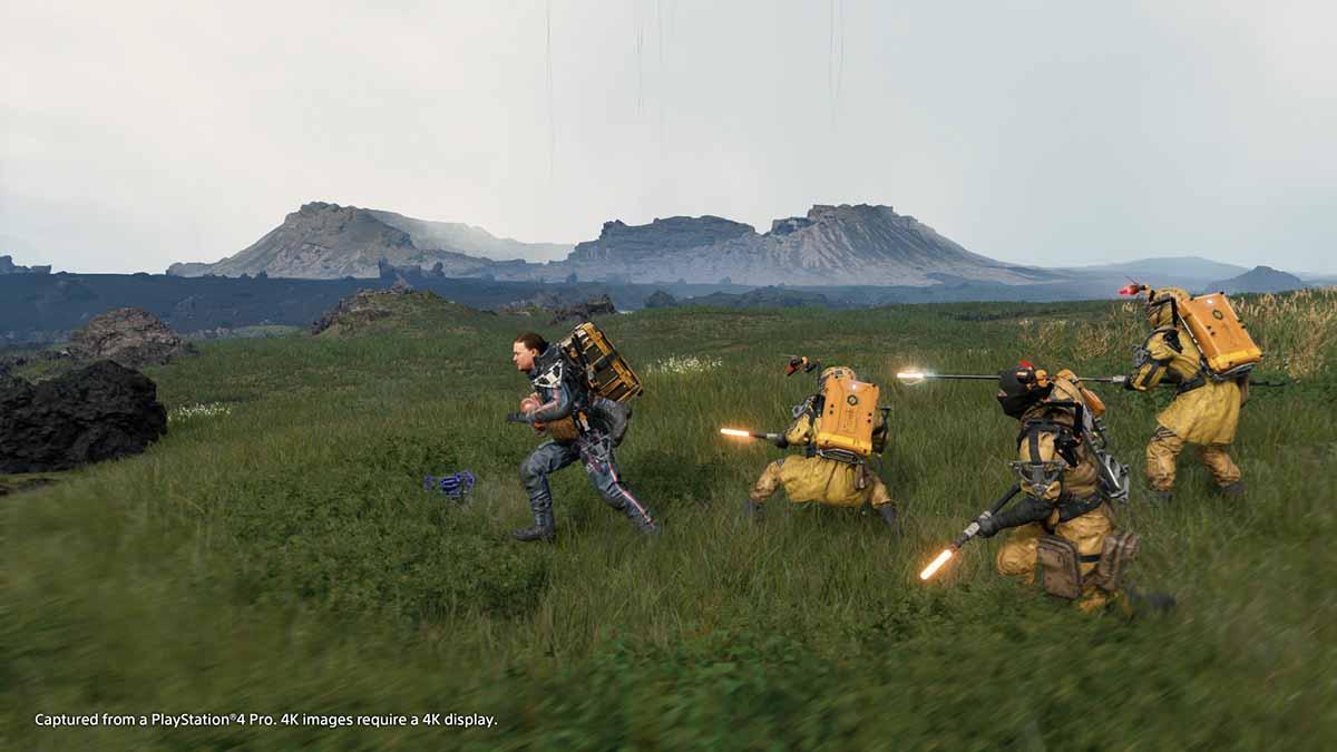 Death Stranding выйдет на PC (в Epic Games Store и в Steam) 2 июня