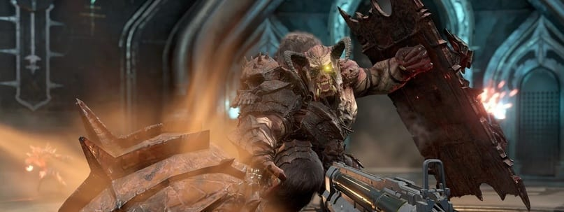 Doom Eternal: Официальная информация о выходе игры