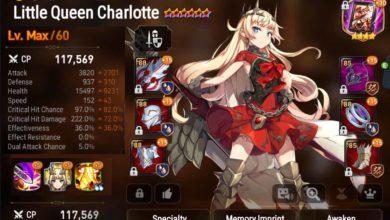 Epic Seven представляет нового героя «Маленькую королеву Шарлотту» и обновления контента для PvE