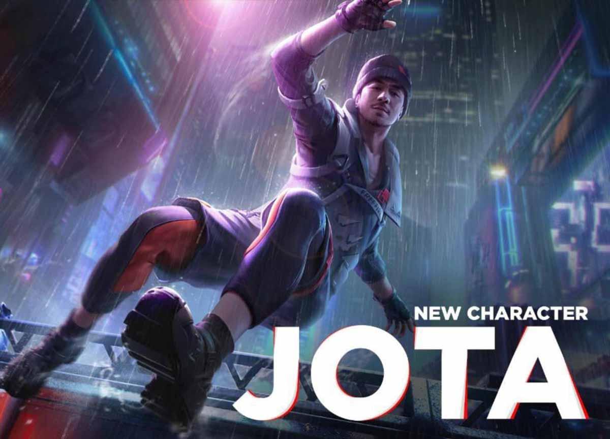 Garena Free Fire пополнилась звездой Джо Таслим, первым игровым персонажем из Юго-Восточной Азии