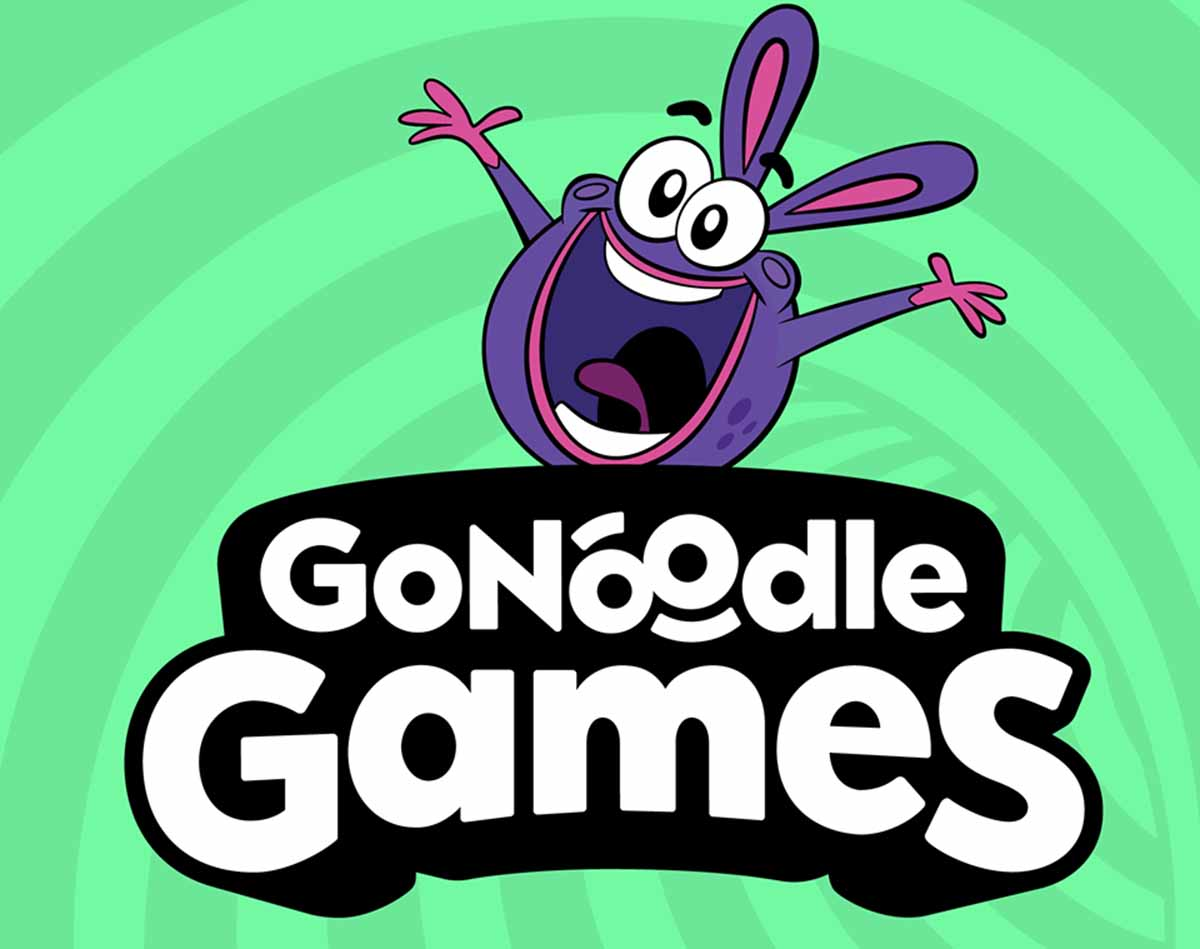 GoNoodle запускает игровые игры для детей: ведущая платформа движения и осознанности теперь предлагает бесплатные интерактивные игры