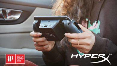 Photo of HyperX выпустили  ChargePlay Clutch для смартфонов