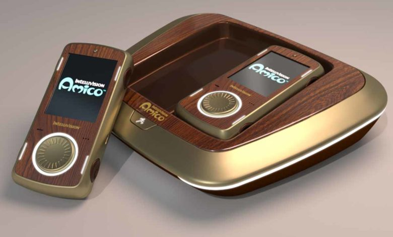 Legacy Video Game объявляет о предварительном заказе системы Amico с ограниченным выпуском VIP-версии