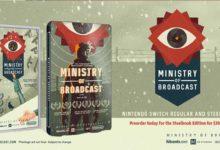 Photo of Ministry of Broadcast получает обновленную дату выпуска на Nintendo Switch