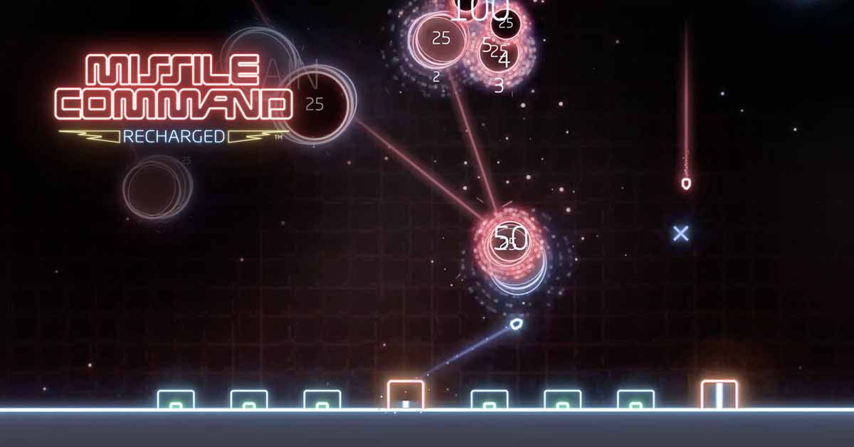 Missile Command: Recharged выйдет этой весной на iPhone, iPad, iPod touch и Android