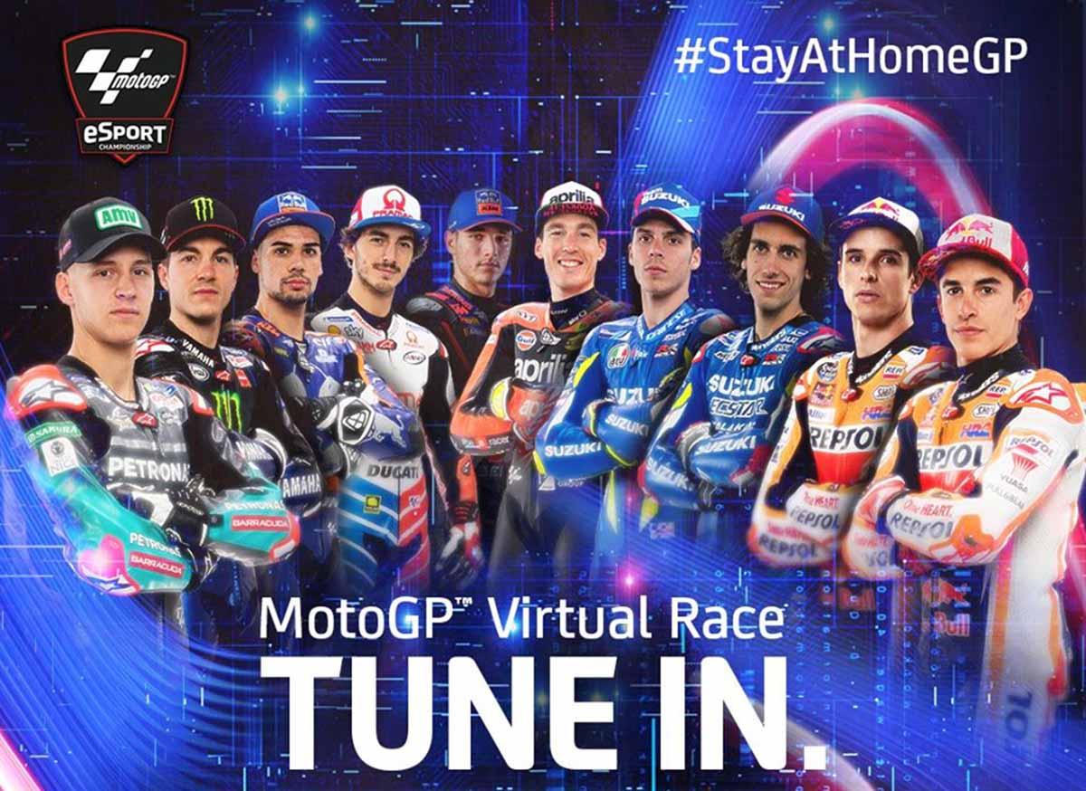 MotoGP готов предложить фанатам виртуальную гонку, доступ к VideoPass и многое другое