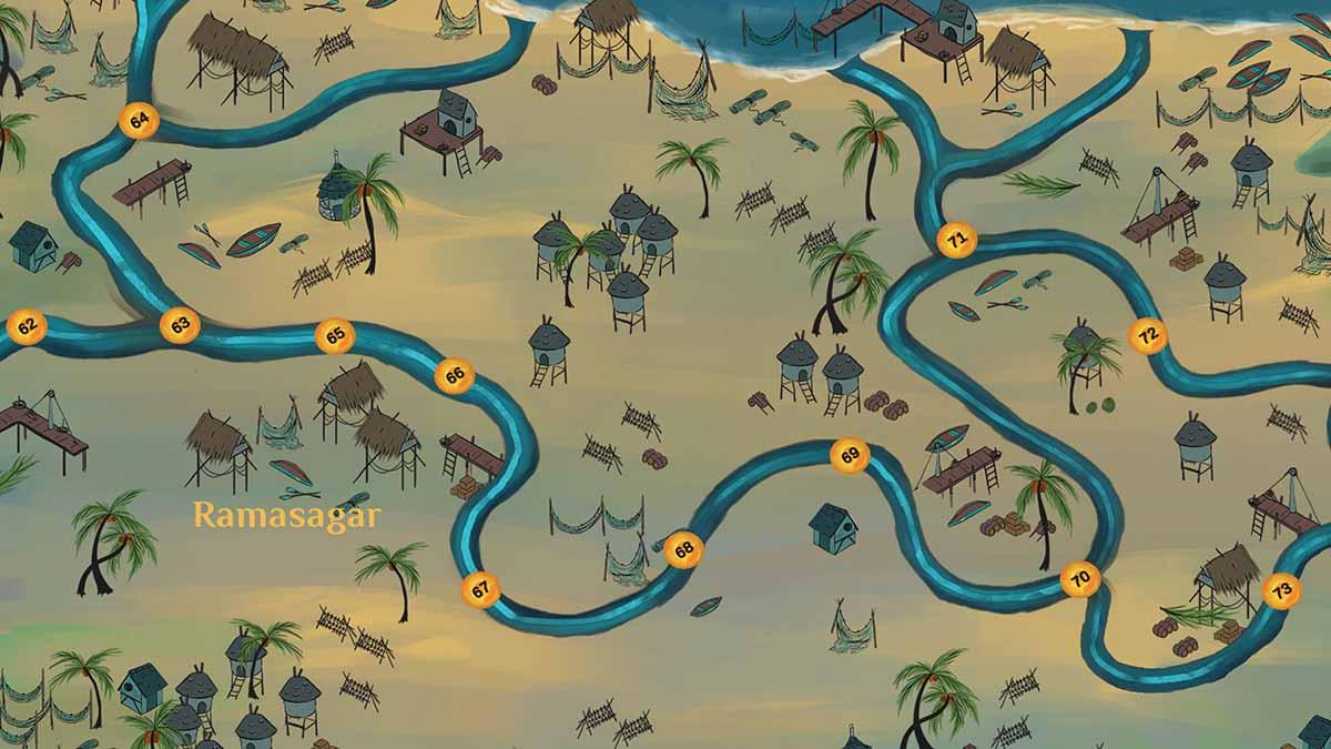 Photo of Mystic Pillars – это игра-головоломка в стиле визуальных новел с интересной игровой механикой