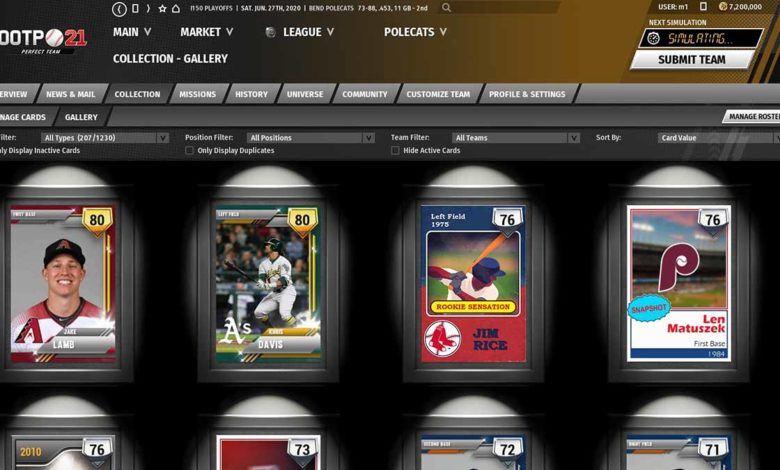 Out of the Park Baseball 21 теперь доступен во всем мире