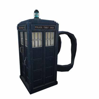 Portable TARDIS