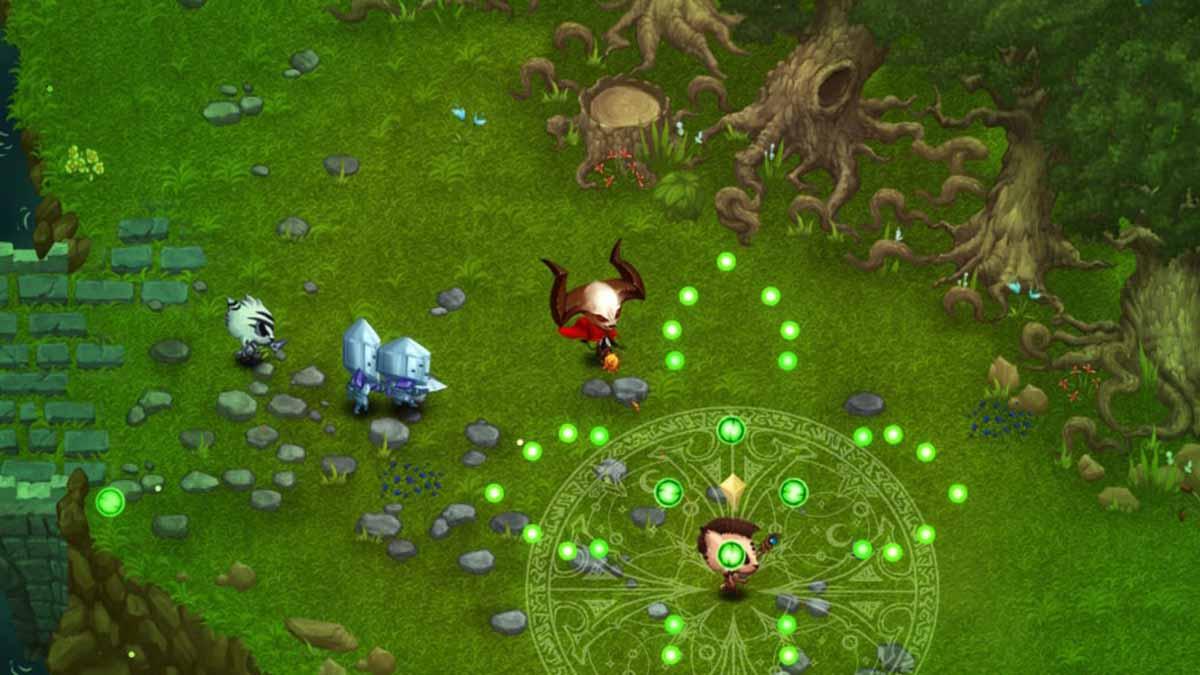Rack n' Ruin - это приключенческая игра с элементами аркадного шутера