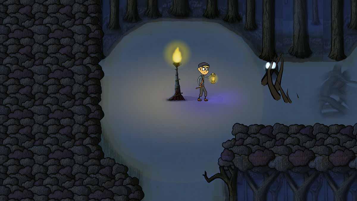 Spirits of Anglerwood Forest приносят осеннее таинственное приключение в iOS и Android
