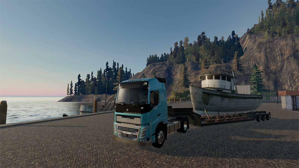 Truck Driver готовится к запуску на Nintendo Switch