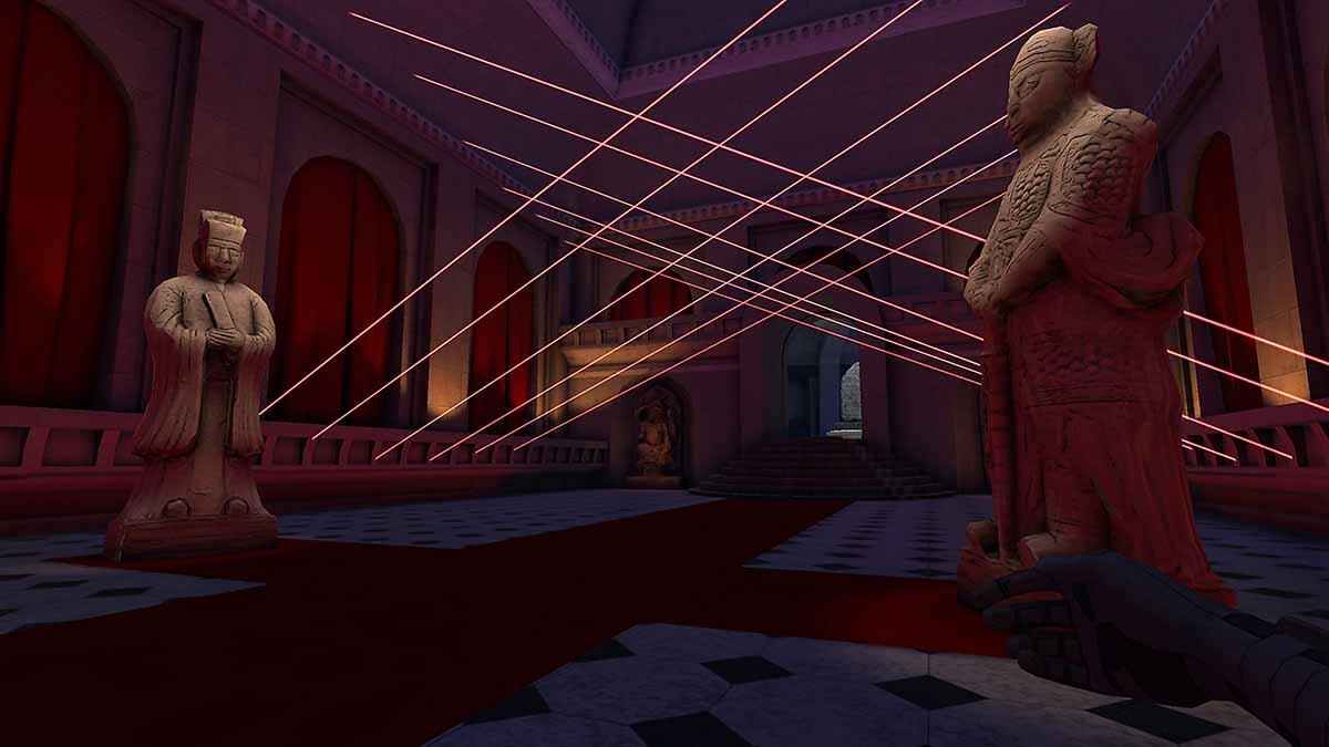 VR-игра Covert представляет собой совместный экшн от первого лица, в которой вы и ваш партнер принимаете ряд громких ограблений