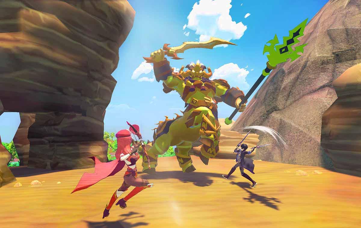 Photo of VR экшн-игра Sword Reverie выйдет в 2020 году
