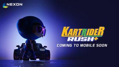 Бесплатная игра KartRider Rush+ выйдет на iOS и Android