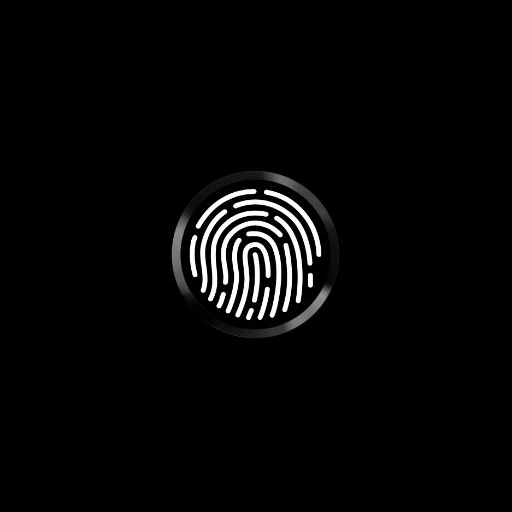 «Домой» и Touch ID