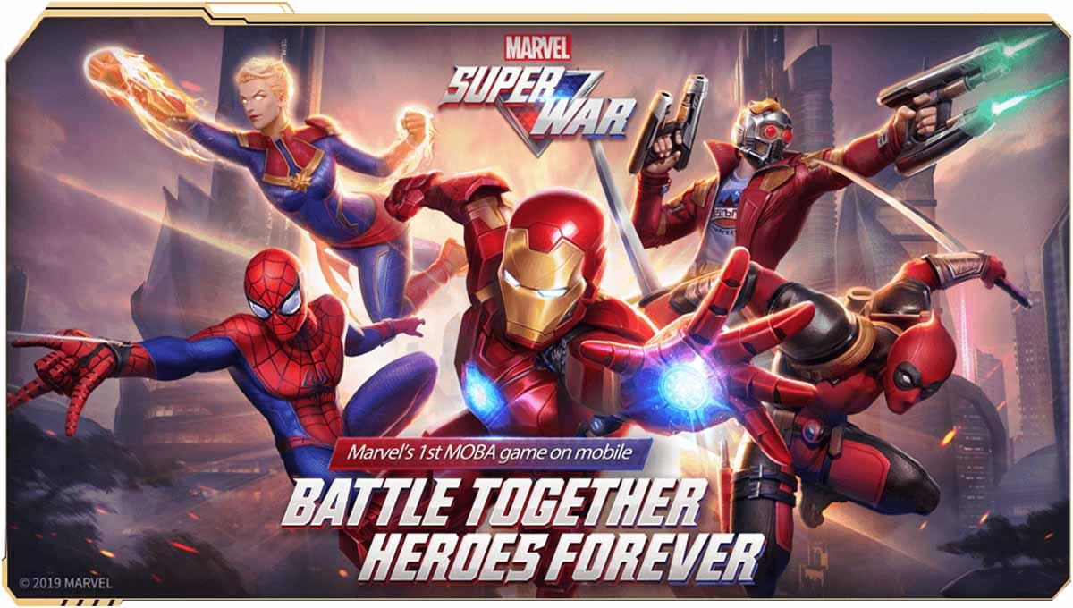 «Костюм квантового царства» вновь появился в «Ваканда». Рассмотрим известные скины MCU в MARVEL Super War