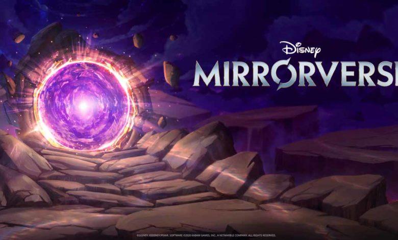 Анонсирована совершенно новая ролевая игра Disney Mirrorverse для смартфонов