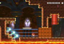 Бесплатное финальное обновление Super Mario Maker 2 добавляет режим построения мира и новые части курса