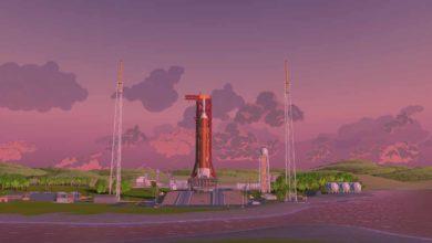Возглавьте одно из ведущих космических агентств в Mars Horizon, чтобы успешно доставить человечество на Марс