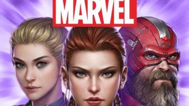 Встречайте Черную вдову в Marvel: Future Fight, а так же других супергероев и суперзлодеев в новом обновление