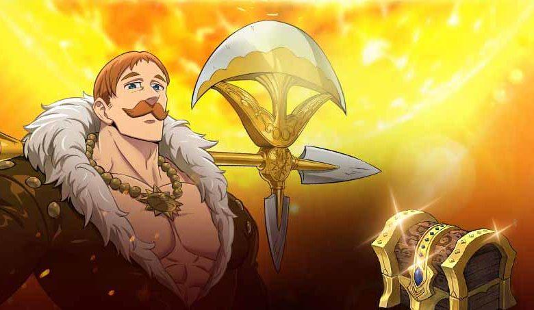 В новом обновление The Seven Deadly Sins: Grand Cross доступен Святой Рыцарь Эсканор, а так же новая 8-я глава и костюмы