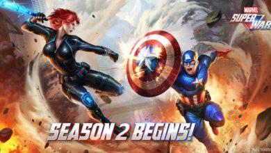 В Marvel Super War начинается 2й сезон с прибытием суперзлодейки Хела