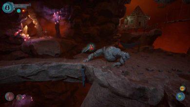 Демоны! Гиганты! Мутанты! Экшен-платформер WarriOrb теперь доступен в Steam