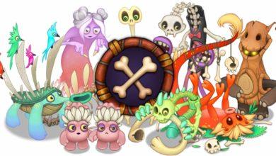Для бесплатно игры My Singing Monsters вышло обновление Eggs-Travaganza, Bone Island и девяти новыми монстрами