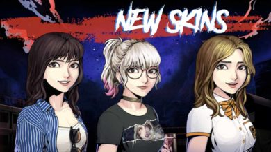 Для The Coma 2: Vicious Sisters добавили еще три скина