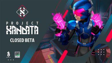 Закрытая бета Project Xandata, бесплатного соревновательного онлайн- шутера, стартует сегодня
