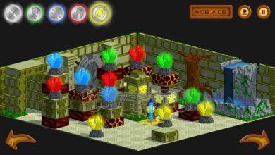 Игра-головоломка Magicolors для сборки энергии магических кристаллов вышла на Nintendo Switch