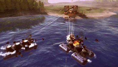 Игра Dieselpunk Wars Prologue доступна в Steam бесплатно