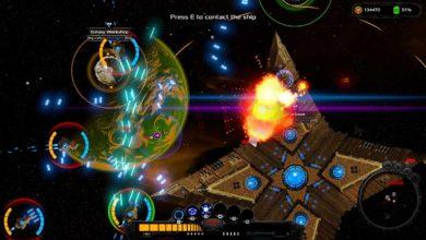 Космическая приключенческая игра Silent Sector доступна в раннем доступе в Steam