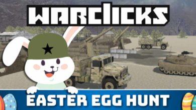 Кролики и яйца в военной игре...серьезно?