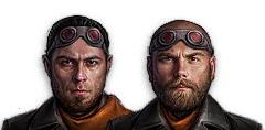Кроме уникального командира ты получишь два уникальных облика: Джона Леграсса и Корнелиуса Дёрдена