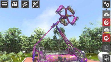 Наслаждайтесь самыми известными аттракционами в Theme Park Simulator
