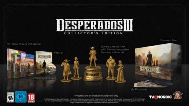 Получите музыкальную шкатулку с коллекционным изданием Desperados III