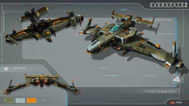 Последнее обновление Everspace 2 показывает планетарные местоположения, корабельные устройства, режимы устройств, новый концепт-арт и многое другое
