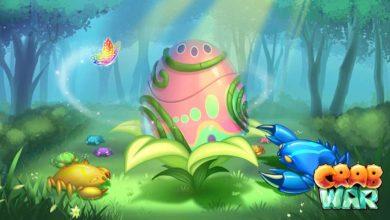 Прыгайте на Пасху с помощью Jolly Egg Hunt в Войне крабов