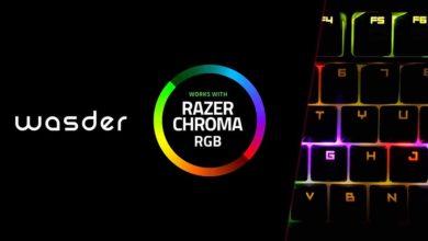 Светлое будущее для стримеров и поклонников. Wasder теперь работает с Razer Chroma RGB