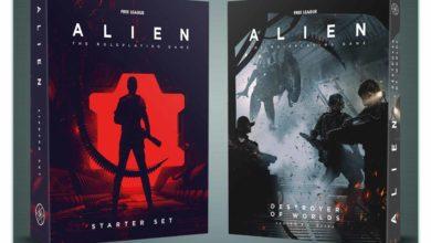 Стартовый набор ALIEN RPG и кинематографический сценарий «Destroyer of Worlds» появятся в августе