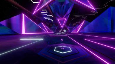 Фитнес обновление для Synth Riders приносит трекер калорий YUR watch в Oculus Quest и SteamVR