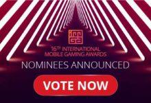 16-я Международная премия в области мобильных игр объявляет своих номинантов