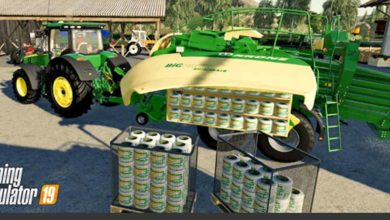 Farming Simulator 19: Новое бесплатное дополнение Straw Harvest теперь доступно на консолях и ПК