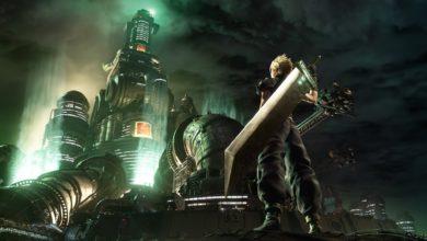 Final Fantasy VII Remake выходит на первое место в Британских чартах