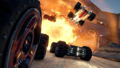 GRIP: Combat Racing врывается с внезапным VR обновлением для ПК-версии